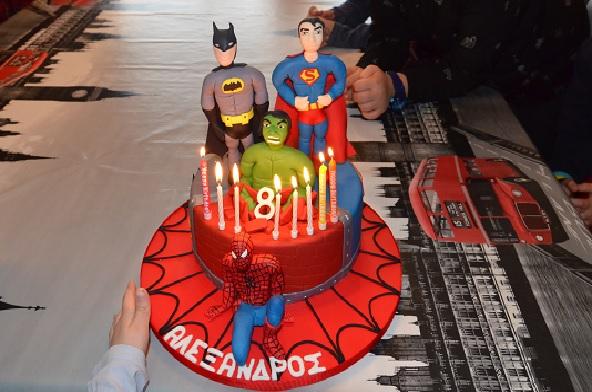 Gâteau Alex