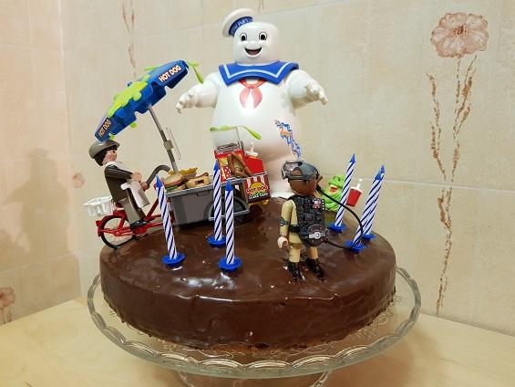 Gâteau d'anniversaire Aggelos