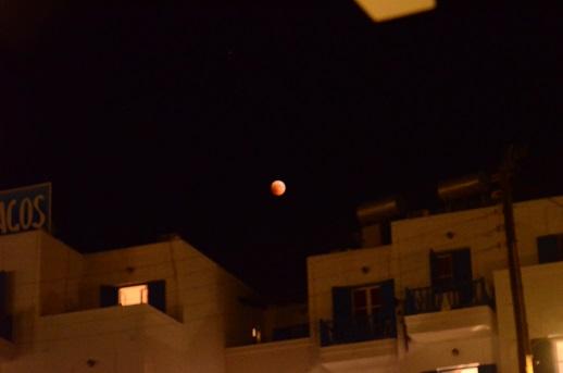 Eclipse de la lune 27-7-18